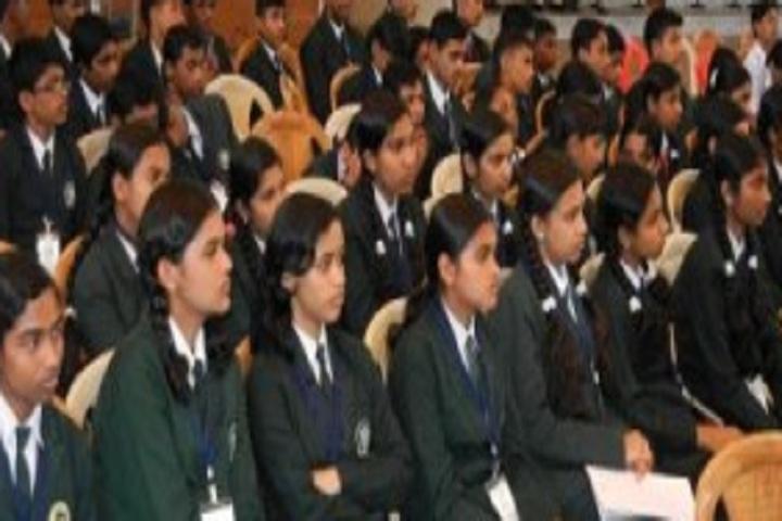 Grace Garden Public School-Secondary class