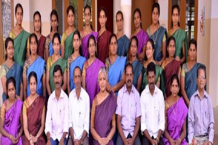 Grace Garden Public School-Staff
