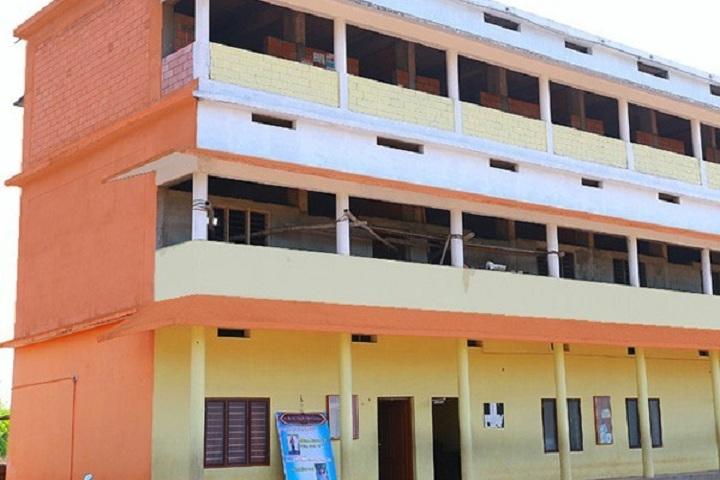 Gracious English Medium School-School building