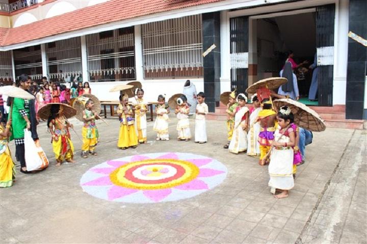 Guardian Angels English Medium School-Onam celebration