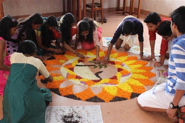 Guardian Angels English Medium School-Rangoil competitions
