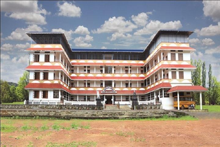 Guardian Angels English Medium School-School building