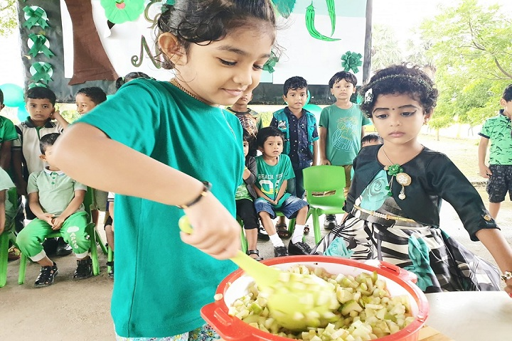 Guardian Public School-Cooking classes