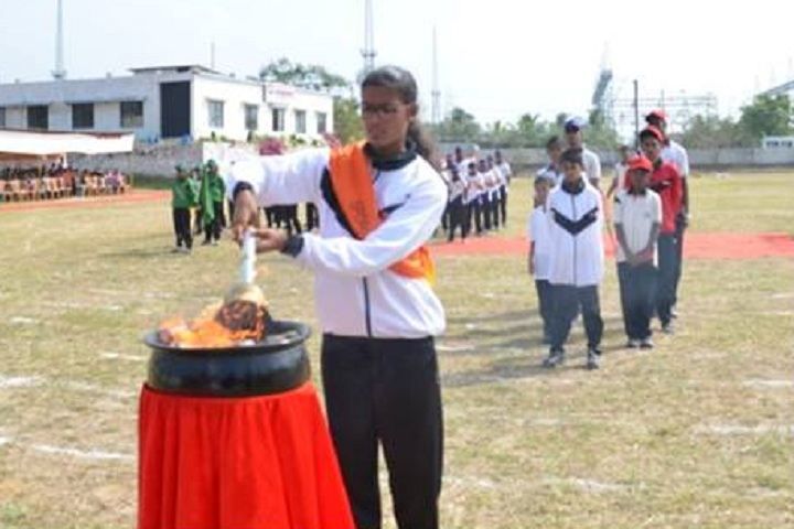 Guardian Public School-Sports day