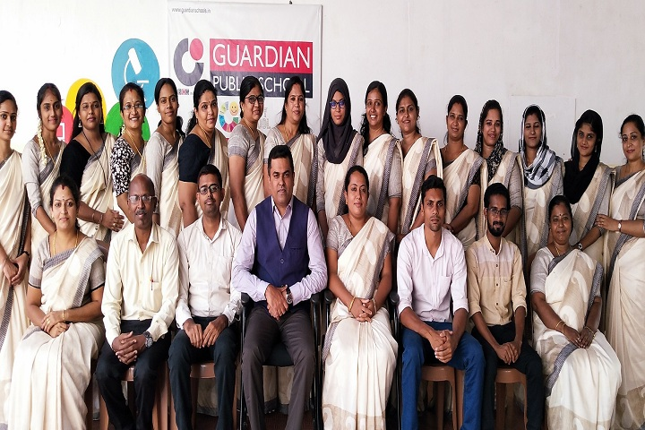 Guardian Public School-Staff