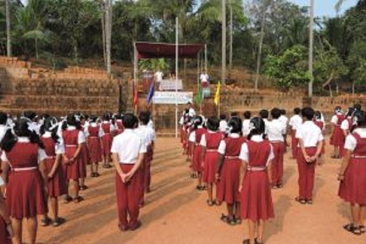 Guru Nitya English Medium School- Republic day