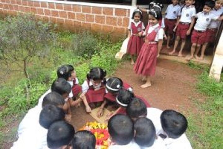 Guru Nitya English Medium School-Onam celebrations