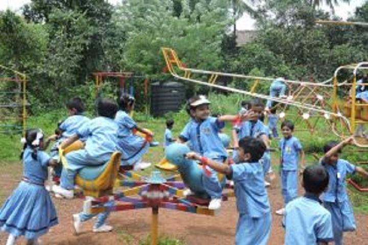 Guru Nitya English Medium School-Playground