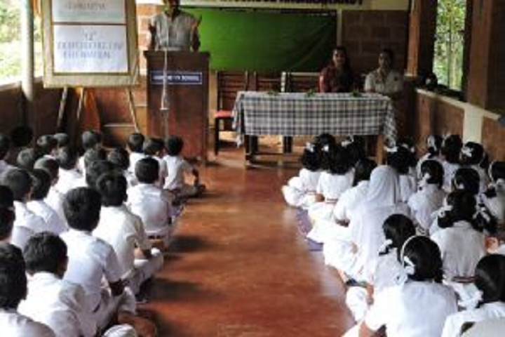 Guru Nitya English Medium School-Speech