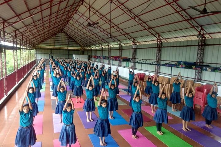 Hill Blooms School -Yoga