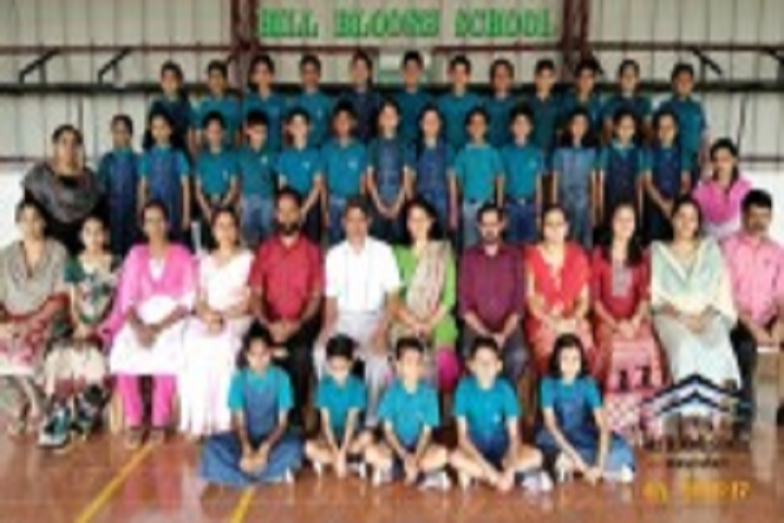 Hill Blooms School-Group photos