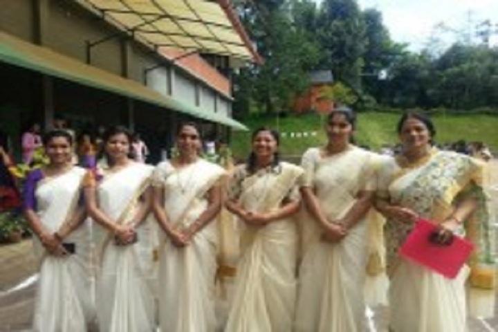 Hill Blooms School-Onam celebrations