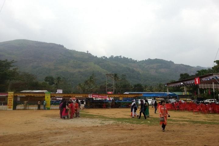 Hill Blooms School-Playground