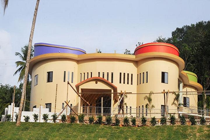 Hill view International School-School building
