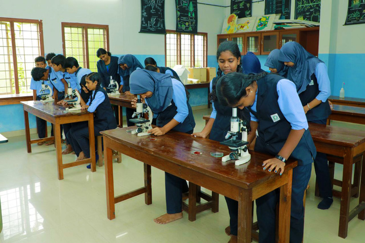 Hira Public School-Biology Lab