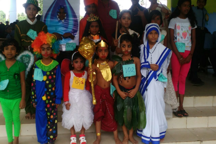 Hira Public School-Fancy Dress Competition