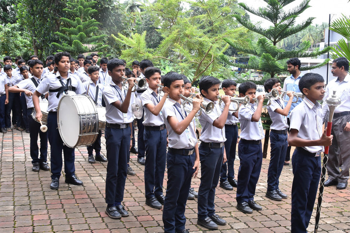 Hira Residential School-Band Set