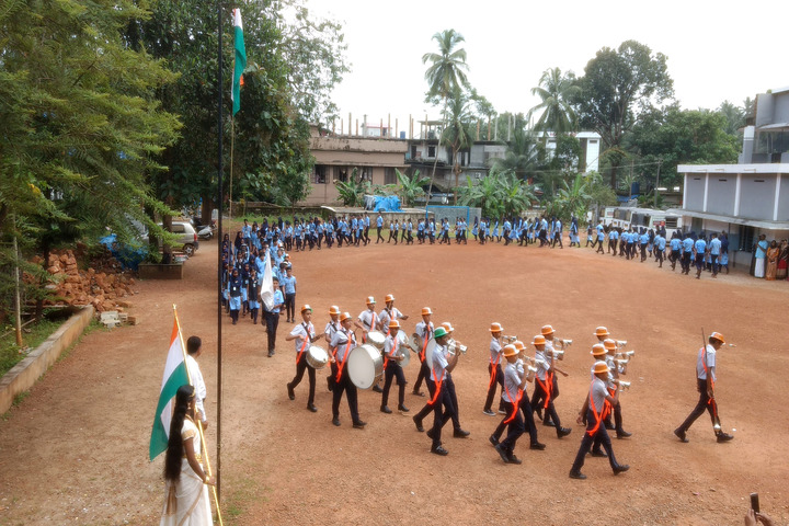Hira Residential School-Independence Day