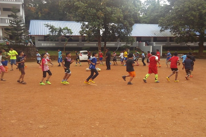 Hira Residential School-Sports