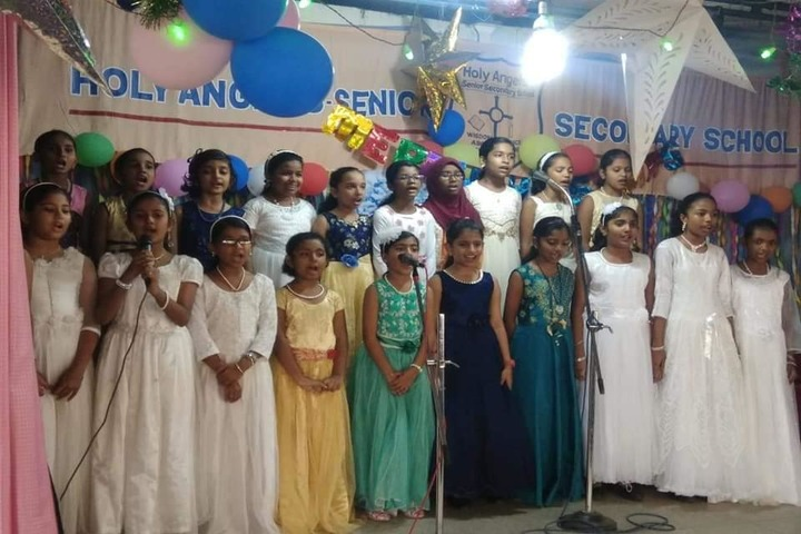 Holy Angels English School-Christmas Celebrations