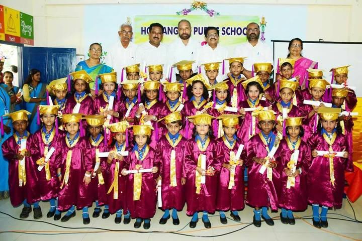 Holy Angels Public School-Graduation Day