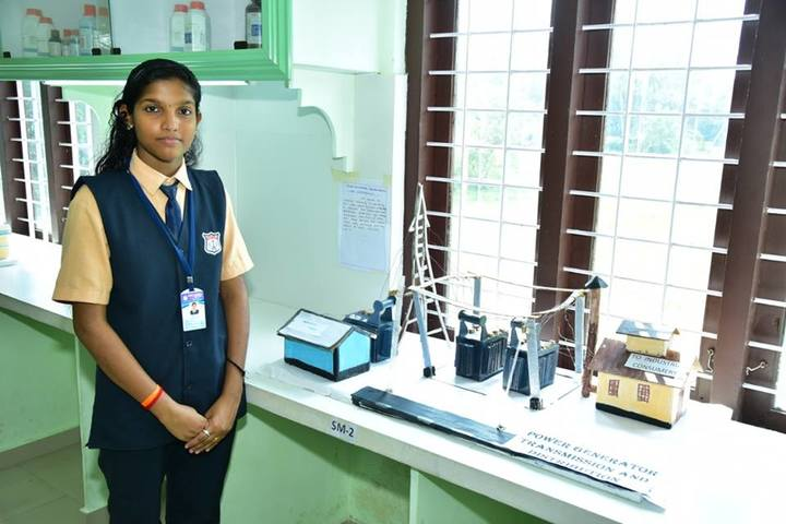 Holy Angels Public School-Science Exhibition