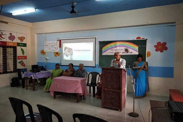 Holy Angels Public School-Seminar