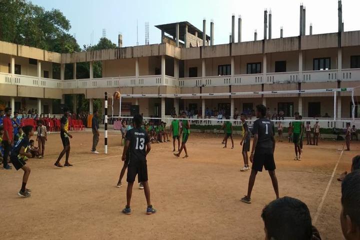 Holy Angels Public School-Sports