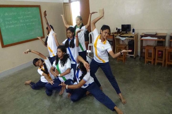 Holy Cross Convent School-Dance Room