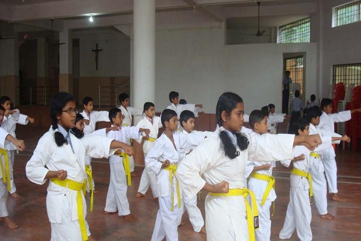Holy Cross Convent School-Karate