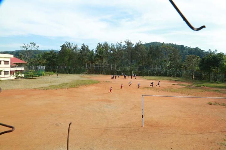 Holy Cross Convent School-Playground