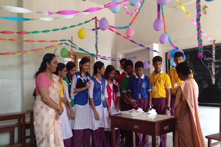 Holy Cross Public School-Event