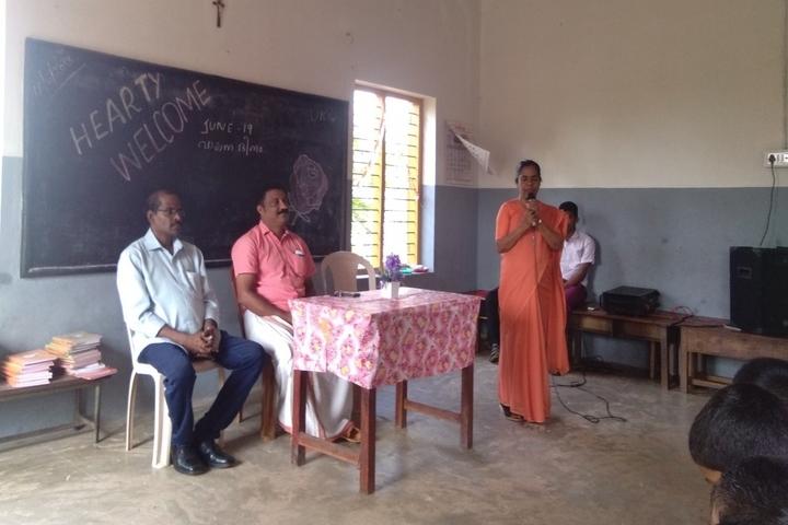 Holy Cross Public School-Seminar