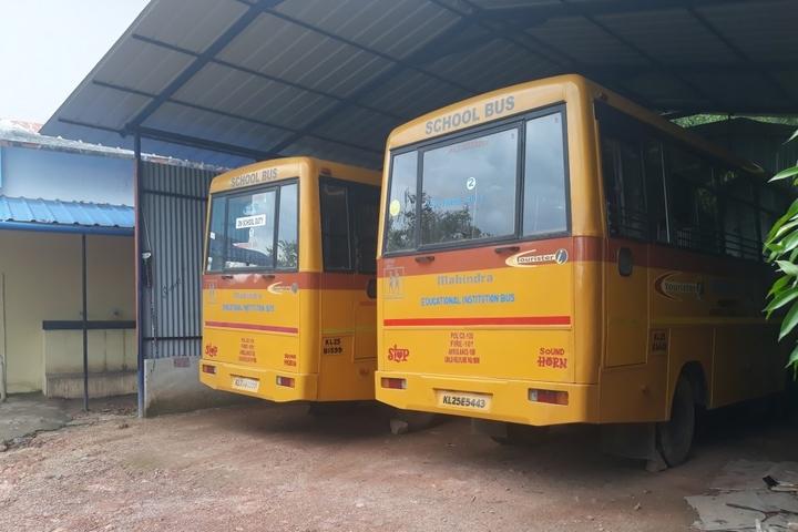 Holy Cross Public School-Transport