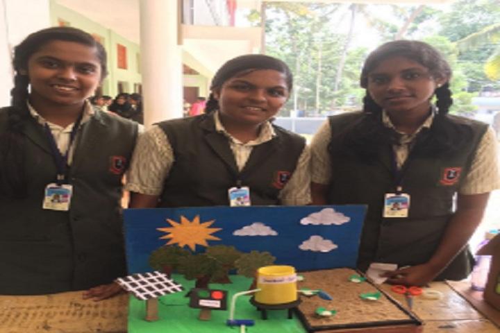 Holy Cross School-Science Exhibition