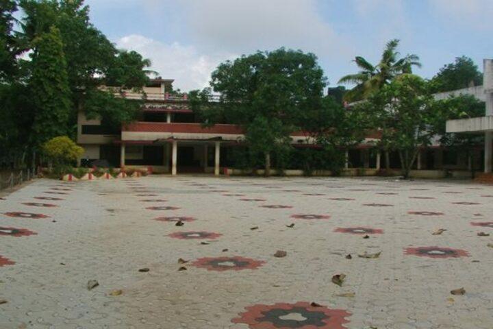 Holy Cross School-PlayGround.