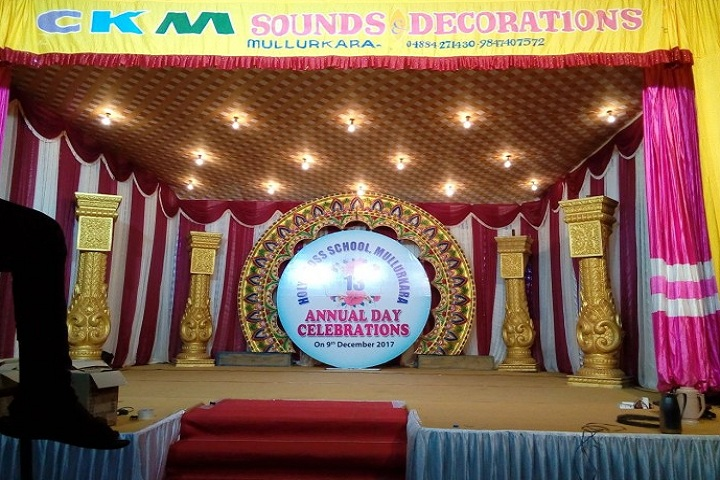 Holy Cross School-Annual Day Celebrations