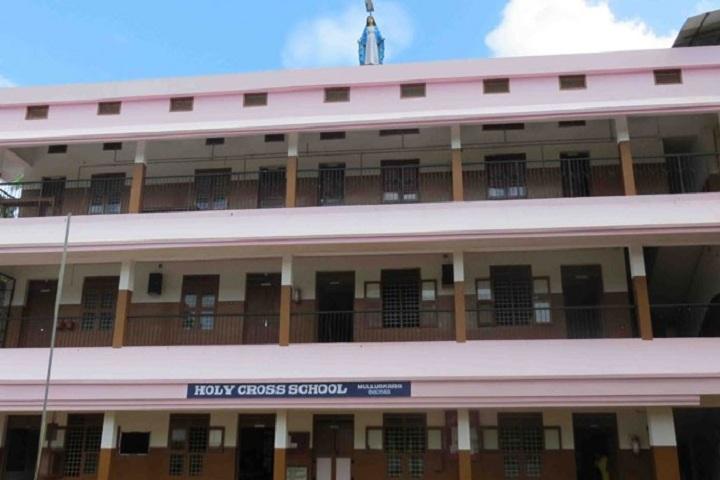 Holy Cross School-school building