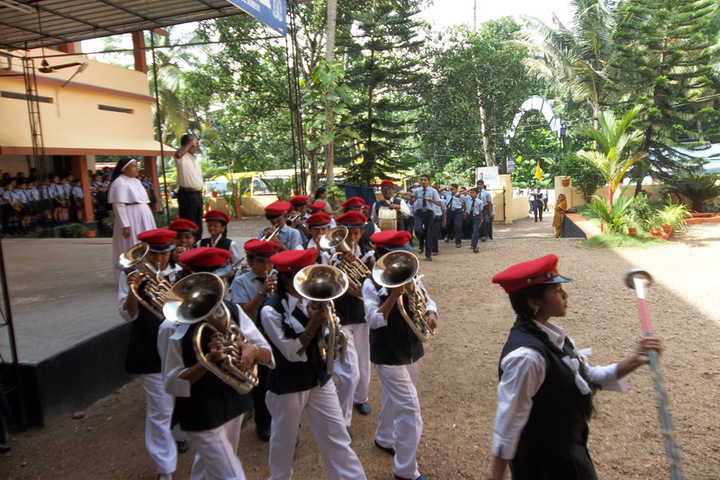 Holy Family Public School-Band Group