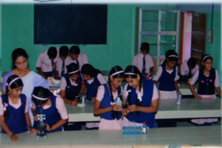 Holy Family Public School-Biology Lab