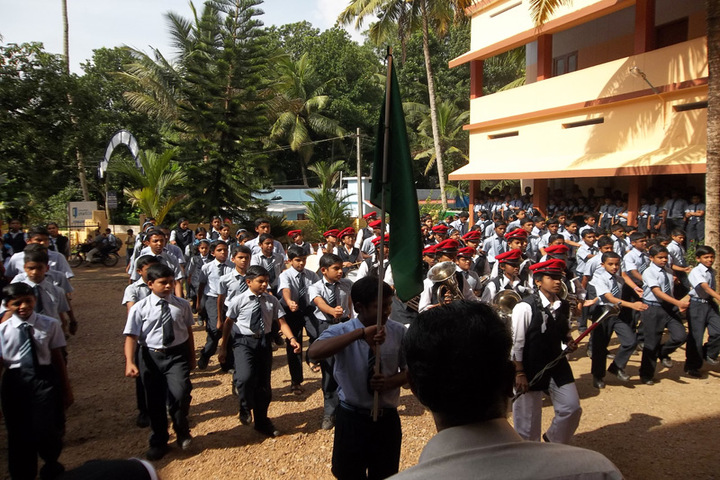 Holy Family Public School-Investiture Ceremony