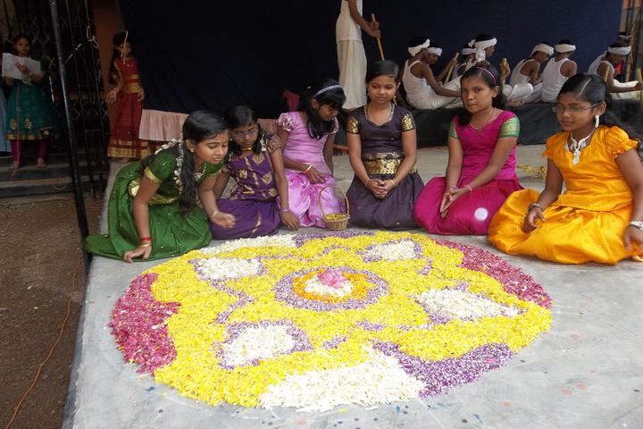 Holy Family Public School-Onam Celebrations