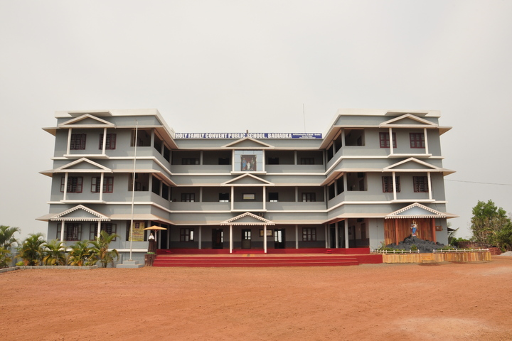 Holy Family Convent Public Scool-Campus