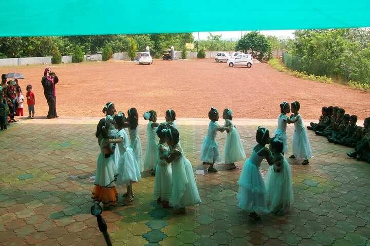 Holy Family Convent Public Scool-Christmas Celebration