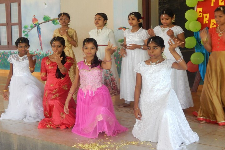 Holy Family Convent Public Scool-Event
