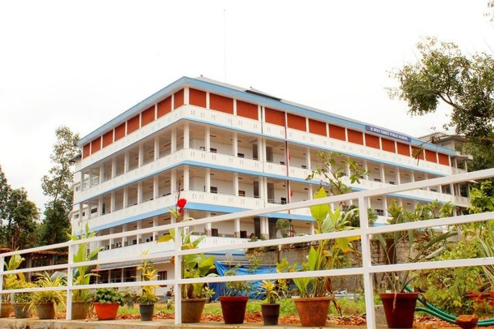 Holy Family Public School-Campus View