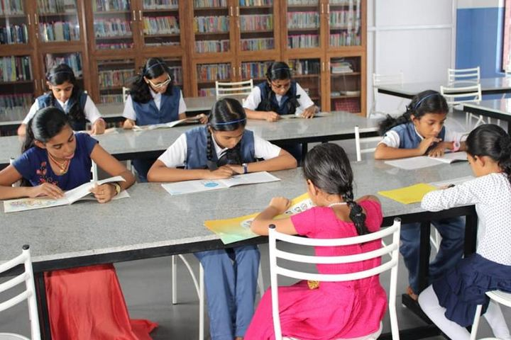 Holy Family Public School-Library