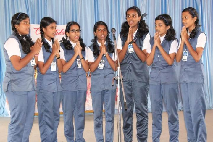 Holy Family Public School-Singing