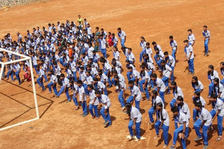Holy Family Public School-Sport Activity
