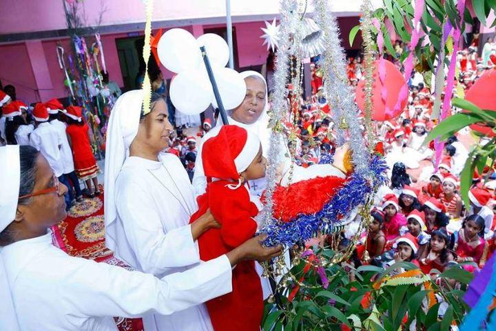 Holy Family Visitation Public School-Christmas Celebrations